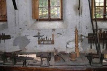 Lavorare Il Legno Pdf : Museo dell arte della tornitura del legno comune di pettenasco